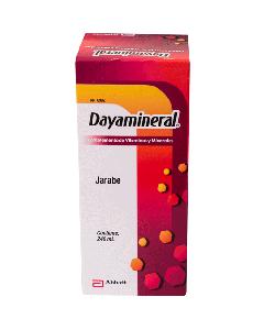 DAYAMINERAL JARABE 240 ML