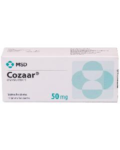 COZAAR TABLETAS 50 MG