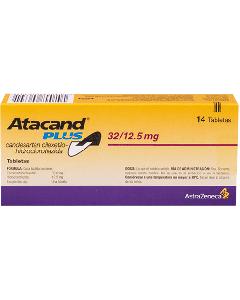 ATACAND PLUS TABLETAS 32 / 12.5 MG