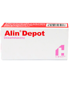 ALIN DEPOT SUSPENSION  INYECTABLE 4 MG / 2 ML