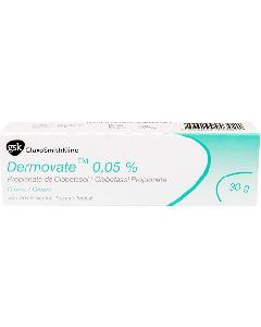 DERMOVATE 0.05% CREMA 30 G