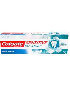 COLGATE SENSITIVE PRO-ALIVIO REAL WHITE CREMA DENTAL 75 ML