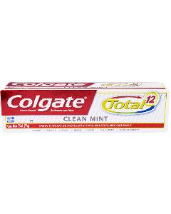 COLGATE TOTAL 12 CLEAN MINT CREMA DENTAL 75 ML