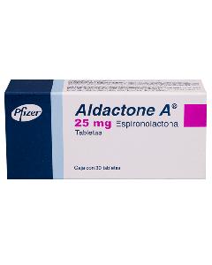 ALDACTONE A TABLETAS 25 MG