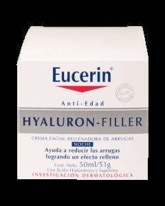 EUCERIN HYALURON-FILLER NOCHE CREMA 50 ML