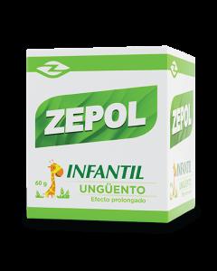 ZEPOL INFANTIL UNGÜENTO 60 G