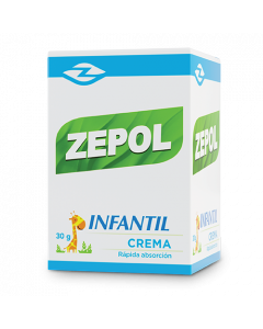 ZEPOL RESFRIO INFANTIL CREMA 30 G