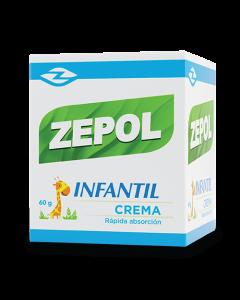 ZEPOL RESFRIO INFANTIL CREMA 60 G