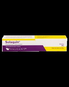 SOLAQUIN 4% CREMA 30 G