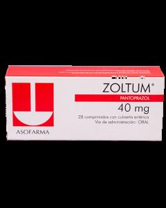 ZOLTUM COMPRIMIDOS 40 MG