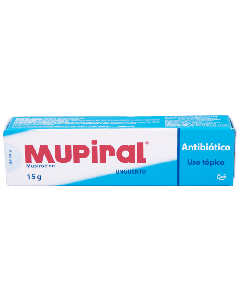 MUPIRAL UNGÜENTO 15 G