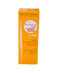 BIODERMA PHOTODERM MAX FLUIDE CREMA 40 ML
