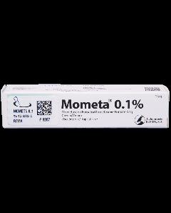 MOMETA 0.1% CREMA 15 G