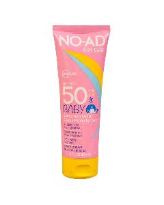NO-AD BABIES MAX SPF 50 BLOQUEADOR SOLAR 89 ML