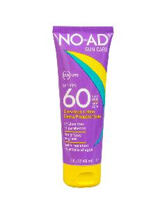 NO-AD LOCION SPF 60 BLOQUEADOR SOLAR 89 ML