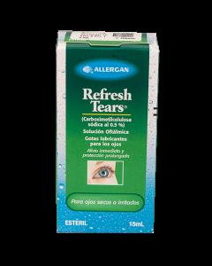 REFRESH TEARS 0.5% SOLUCIÓN OFTALMICA 15 ML