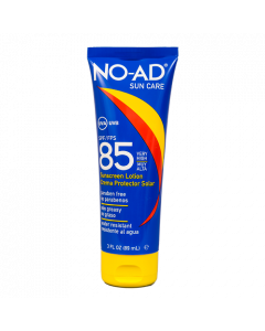 NO-AD LOCION SPF 85 BLOQUEADOR SOLAR 89 ML