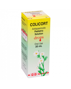 COLICORT GOTAS 20 ML