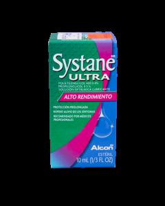 SYSTANE ULTRA SOLUCION OFTALMICA 10 ML