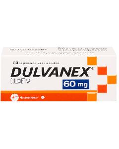 DULVANEX COMPRIMIDOS 60 MG