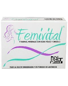 FEMIVITAL GELATINA CAPSULAS