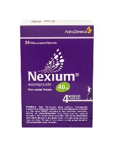 NEXIUM COMPRIMIDOS 40 MG
