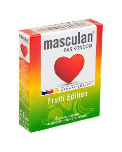 MASCULAN FRUTTI EDITION CONDON