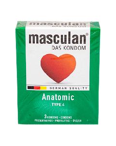 MASCULAN ANATOMIC CONDON