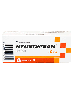 NEUROIPRAN TABLETAS 10 MG