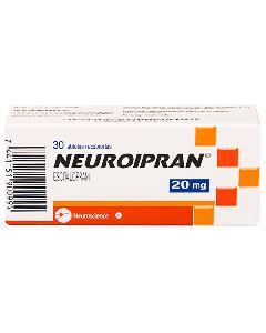 NEUROIPRAN TABLETAS 20 MG