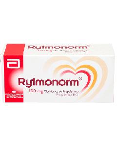 RYTMONORM TABLETAS 150 MG